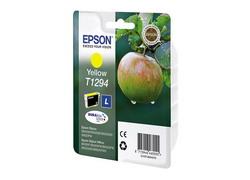 Струйный картридж Epson C13T12944011 желтый расширенная емкость C13T12944011