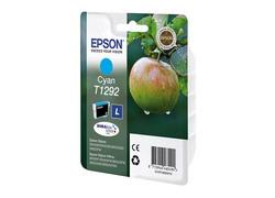 Струйный картридж Epson C13T12924011 голубой расширенная емкость C13T12924011