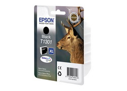 Струйный картридж Epson C13T13014010 черный экстра расширенная емкость C13T13014010