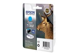 Струйный картридж Epson C13T13024010 голубой экстра расширенная емкость