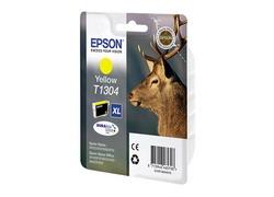 Струйный картридж Epson C13T13044010 желтый экстра расширенная емкость C13T13044010