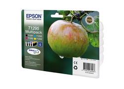 Комплект струйных картриджей Epson C13T12954010 4 шт. расширенной емкости