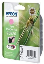 Струйный картридж Epson C13T11264A10 светло-пурпурный C13T11264A10