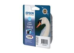 Струйный картридж Epson C13T11154A10 светло-голубой расширенная емкость C13T11154A10