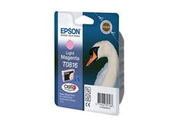 Струйный картридж Epson C13T11164A10 светло-пурпурный расширенная емкость C13T11164A10