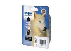 Струйный картридж Epson C13T09614010 черный C13T09614010