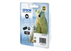 Струйный картридж Epson C13T26314010 черный расширенная емкость C13T26314010