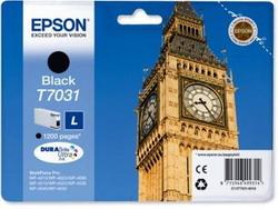 Струйный картридж Epson C13T70314010 черный C13T70314010