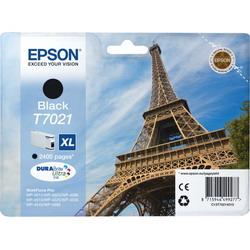 Струйный картридж Epson C13T70214010 черный расширенная емкость C13T70214010