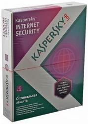 Kaspersky Internet Security 2013 Russian Edition. 2-Desktop 1 year Base DVD box