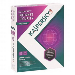 Kaspersky Internet Security 2013 Russian Edition. 2-Desktop 1 year Renewal Box