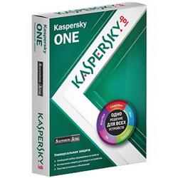 Kaspersky ONE 3-Device 1 year