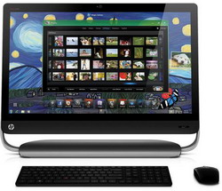 Моноблок HP Envy 23-d010er TouchSmart All-in-One