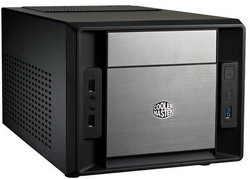 Корпус Cooler Master Elite 120 w/o PSU Black