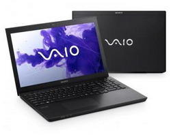 Ноутбук Sony Vaio E1513W1R/B