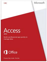 Microsoft Access 2013 32-bit/x64 Russian CEE DVD