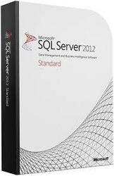 Microsoft SQL Svr Standard Edtn 2012 Russian Russia DVD 10 Clt