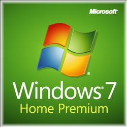Microsoft Win Home Prem 7 SP1 32-bit Russian Single package DSP OEI DVD