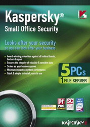 Kaspersky Small Office Security 2 for Personal Computers and File Servers