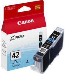 Струйный картридж Canon CLI-42PC голубой 6388B001