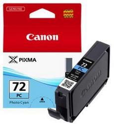 Струйный картридж Canon PGI-72C голубой 6407B001