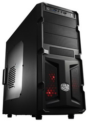 Корпус Cooler Master Elite K350 (RC-K350-KWN2) w/o PSU Black