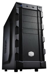 Корпус Cooler Master K280 w/o PSU Black