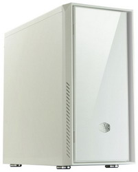 Корпус Cooler Master Silencio 550 w/o PSU White