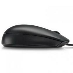 QY777AA Optical Scroll Mouse Black USB QY777AA