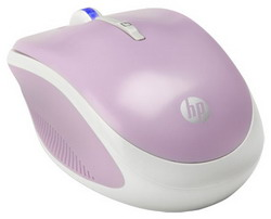 Мышка HP H4N95AA Wireless X3300 Pink USB H4N95AA