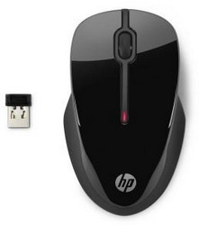 Мышь HP H4K65AA Black-Silver USB