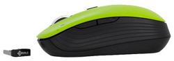 Мышь Kreolz WME-530g Green-Black USB
