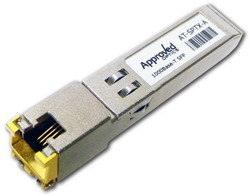 1 Гбит/сек SFP модуль Allied Telesis AT-SPTX