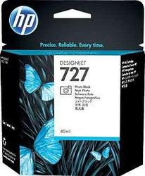 Струйный картридж HP 727 фото черный B3P17A