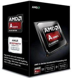 Процессор AMD Richland A8-6600K Black Edition BOX AD660KWOHLBOX