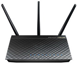 Wi-Fi точка доступа Asus RT-AC68U