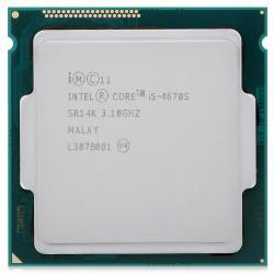 Процессор Intel Core i5-4670S CM8064601465703 SR14K