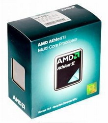 Процессор AMD Athlon II X4 651