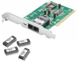 DFE-551FX, PCI, 10/100Mbps Managed Fiber 32-bit NIC, 1-port Fibre mm up to 2 km (SC) 100Mbps DFE-551FX