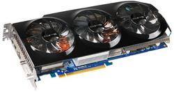 Видеокарта Gigabyte Radeon R9 280X 1000Mhz PCI-E 3.0 3072Mb 6000Mhz 384 bit DVI HDMI HDCP