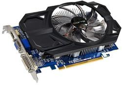 Видеокарта Gigabyte Radeon R7 240 900Mhz PCI-E 3.0 2048Mb 1800Mhz 128 bit DVI HDMI HDCP GV-R724OC-2GI