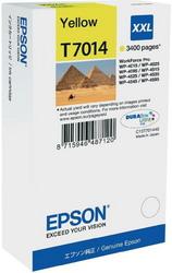Струйный картридж Epson C13T70144010 желтый C13T70144010