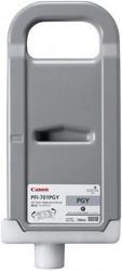 Струйный картридж Canon PFI-701PGY серый 0910B005