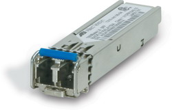 2km, MMF, 1000Base SFP - hot swappable AT-SPEX