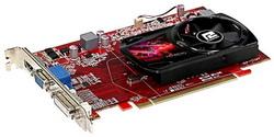 Видеокарта PowerColor Radeon HD 6570 650Mhz PCI-E 2.1 1024Mb 1000Mhz 128 bit DVI HDMI HDCP AX6570 1GBD3-HE