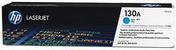 Лазерный картридж HP CF351A голубой
