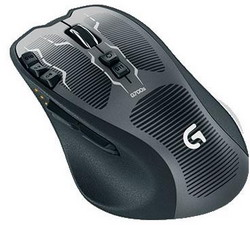 Мышь Logitech G700s Rechargeable Gaming Mouse Black USB