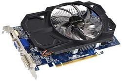 Видеокарта Gigabyte Radeon R7 250 1100Mhz PCI-E 3.0 2048Mb 1800Mhz 128 bit DVI HDMI HDCP GV-R725OC-2GI