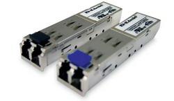 DEM-314GT, 1-port mini-GBIC LH Single-mode Fiber Transceiver (50km, 3.3V) DEM-314GT