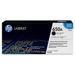 Лазерный картридж HP CE270AC черный технологическая упаковка